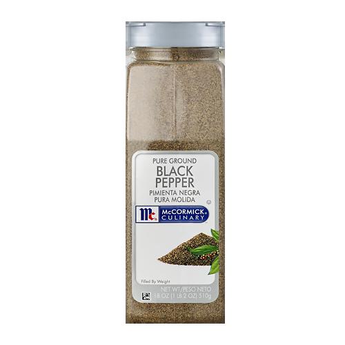 Black Pepper, Pure Ground