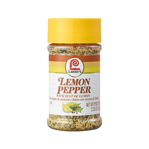 Lawry's Lemon Pepper BLD