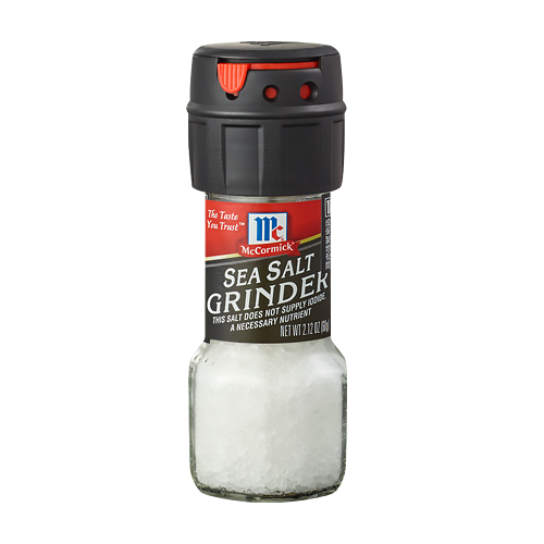 Sea Salt Grinder